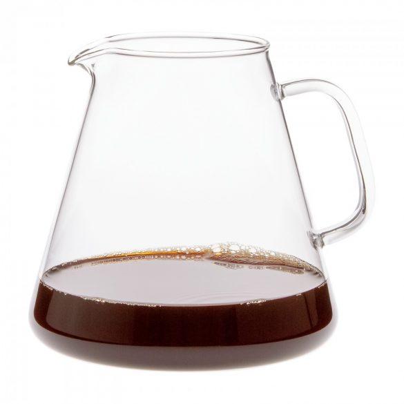 glass pot BARI
