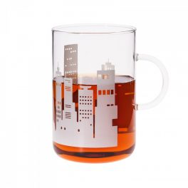 Mug OFFICE XL CITY white