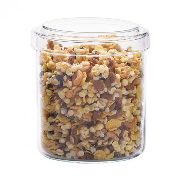 glass jar H130 - 2 pcs