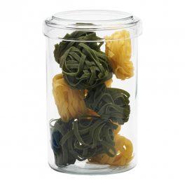 glass jar H180 - 2 pcs