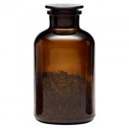 Apothecary bottle MAXI brown