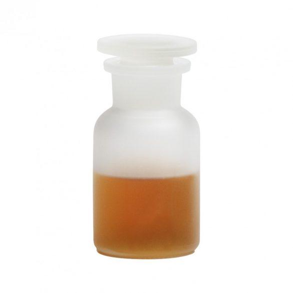Apothekerflasche MINI satiniert - 2 Stk