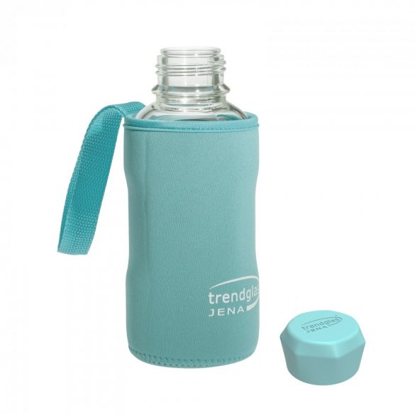 BLUE OCEAN drinking bottle cover - 500ml blue