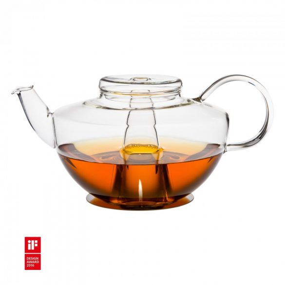 Lighting teapot LUMOS