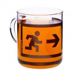 Mug OFFICE EXIT