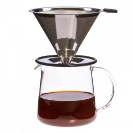 POUR OVER FOR TWO