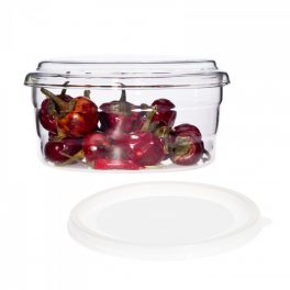 Glass dish CENTRIC S