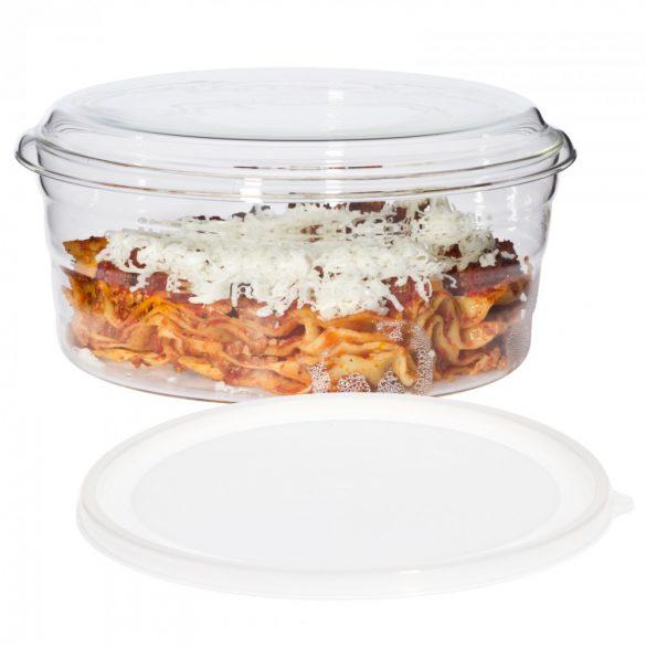 Glass dish CENTRIC L
