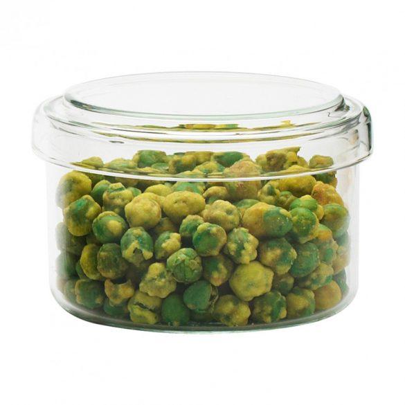 glass jar H80 - 4 pcs