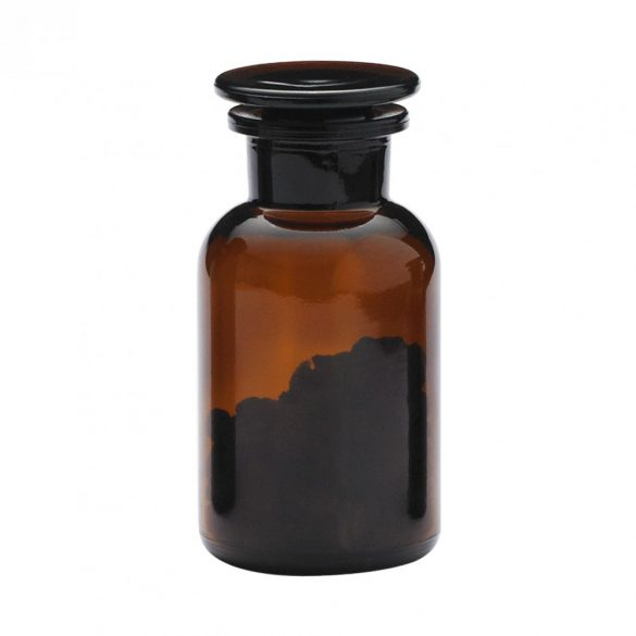 Apothecary bottle SMALL brown - 2 pcs