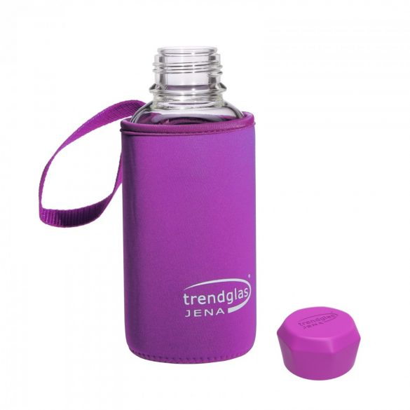BLUE OCEAN drinking bottle cover - 500ml purple