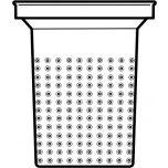 Kunststoff-Filter 6 Stk