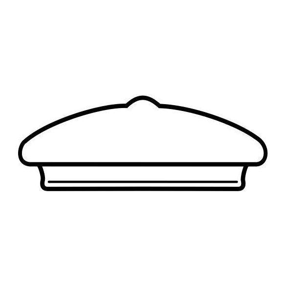 Domed lid 6 pcs