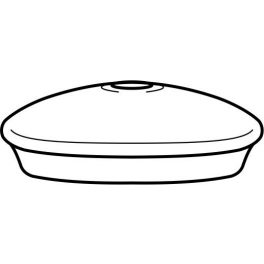Lid for teapot ILLOS