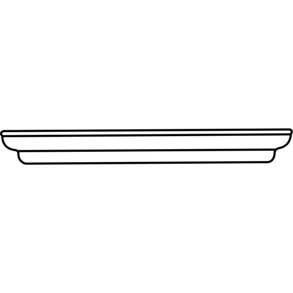 Saucer for TEA TIME and JUMBO cup - 6 pcs