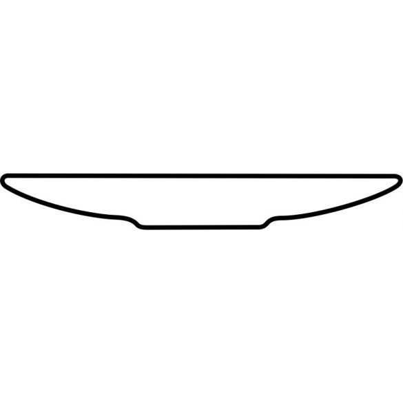 Saucer for cup OPUS - 6 pcs