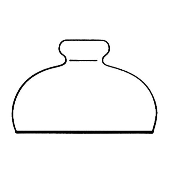 Cheese dome (dome glass)