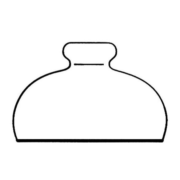 Käseglocke (Glocke Glas)