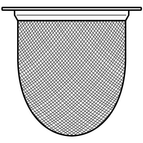 Stainless steel strainer for teapot SOLO