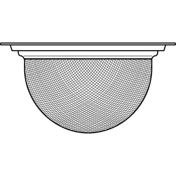 Stainless steel strainer for teapot GLOBE