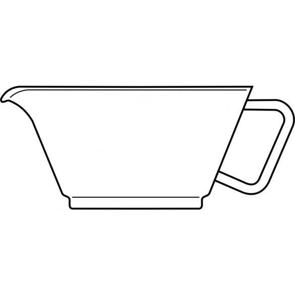 Glass body for teapot GLOBE
