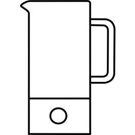 Glaskörper Teekanne SIGN 0,6