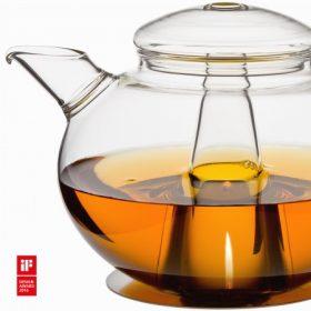 Lighting teapot